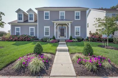 Plain City Single Family Home For Sale: 10711 Honeysuckle Way
