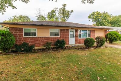 Columbus Single Family Home For Sale: 1191 Norman Drive