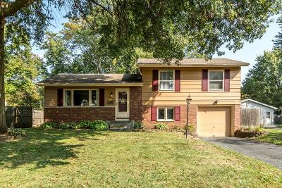Single Family Home Contingent Finance And Inspect: 6568 Olde Mill Run