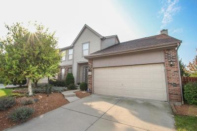 Hilliard Single Family Home Contingent Finance And Inspect: 5999 Nike Drive