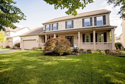 Hilliard Single Family Home For Sale: 5991 Kitchen Court