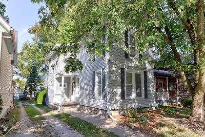 Single Family Home For Sale: 185 N Union Street