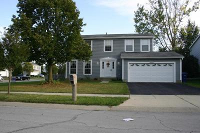 Hilliard Single Family Home Contingent Finance And Inspect: 5065 Butte Court