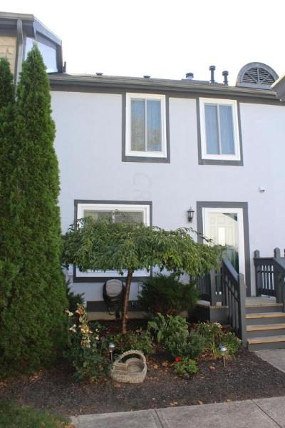 Dublin Condo Contingent Finance And Inspect: 6903 Muirfield Drive