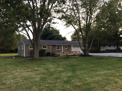 New Albany Single Family Home For Sale: 7601 Central College Road