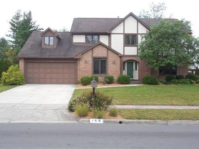 Westerville Single Family Home Contingent Finance And Inspect: 168 Mainsail Drive