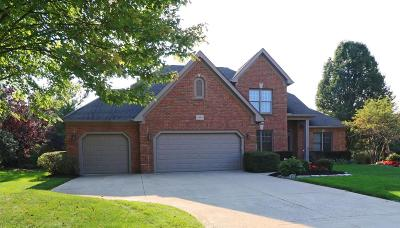 Westerville Single Family Home For Sale: 5889 Saint George Avenue