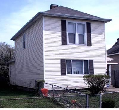 Columbus Single Family Home Contingent Finance And Inspect: 130 Chicago Avenue