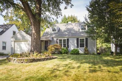 Worthington Single Family Home Contingent Finance And Inspect: 472 Colonial Avenue