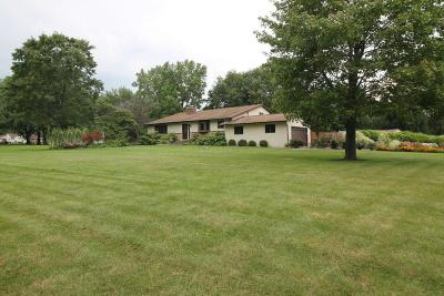Lancaster Single Family Home Contingent Finance And Inspect: 7513 Ohio Northern Drive NW
