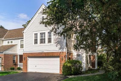Dublin Condo Contingent Finance And Inspect: 5350 Crossing Lane
