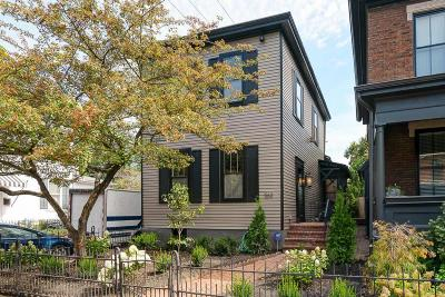 Columbus Single Family Home Contingent Finance And Inspect: 562 S 6th Street