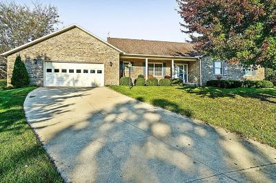 Lancaster Single Family Home Contingent Finance And Inspect: 2325 Rose Way