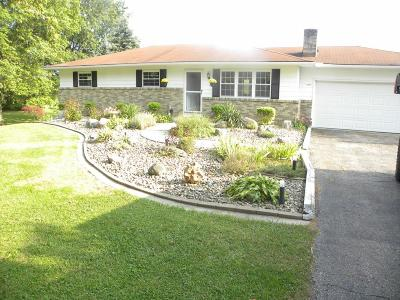 Single Family Home Contingent Finance And Inspect: 4935 Dutch Lane