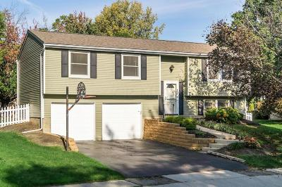 Single Family Home Contingent Finance And Inspect: 423 Doverwood Drive
