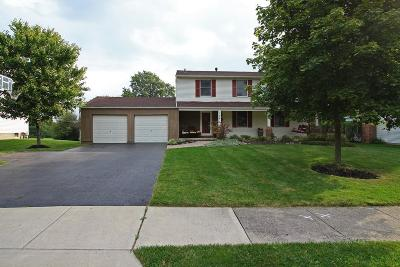 Westerville Single Family Home Contingent Finance And Inspect: 104 Hanby Avenue