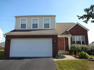 Single Family Home Contingent Finance And Inspect: 9175 Ridgeline Drive