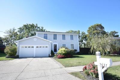 Galloway Single Family Home Contingent Finance And Inspect: 5637 Countrie Glen Drive