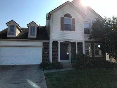 Groveport Single Family Home Contingent Finance And Inspect: 5710 Cruiser Avenue