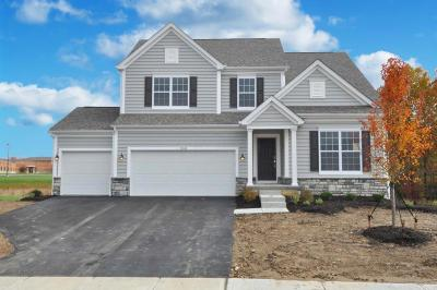 Pickerington Single Family Home For Sale: 12148 Herons Landing Drive NW #Lot 8