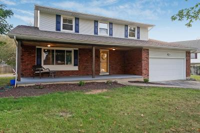 Pickerington Single Family Home Contingent Finance And Inspect: 9981 Birchwood Street