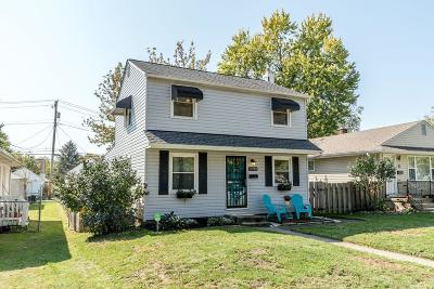 Bexley Single Family Home Contingent Finance And Inspect: 2789 Allegheny Avenue