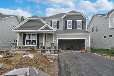 Westerville Single Family Home For Sale: 6251 Upper Albany Crossing Drive #Lot 857