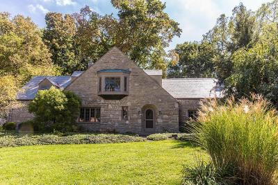 Columbus Single Family Home For Sale: 4860 Rustic Bridge Road