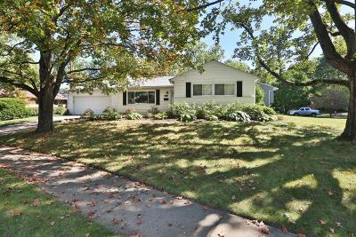 Worthington Single Family Home Contingent Finance And Inspect: 694 Farrington Drive