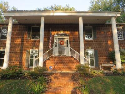 Lancaster Single Family Home Contingent Finance And Inspect: 1906 Coldspring Drive