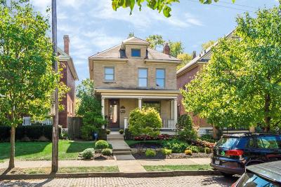 Single Family Home Sold: 321 Tappan Street