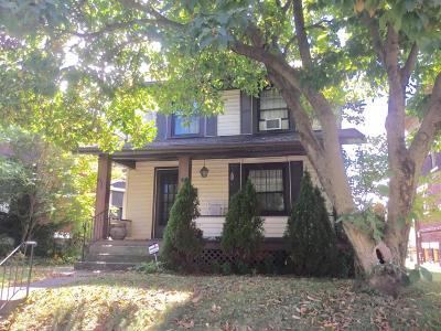 Columbus Single Family Home For Sale: 91 Hanford Street