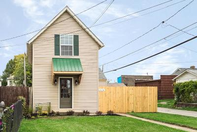 Single Family Home For Sale: 424 Hanford Street