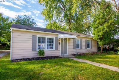 Single Family Home For Sale: 7329 Marlan Avenue