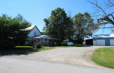 Single Family Home For Sale: 2134 Township Road 136