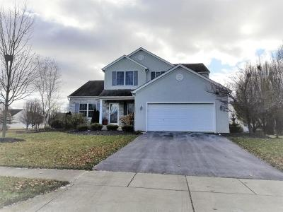 Hilliard Single Family Home For Sale: 6251 Jeffrelyn Drive