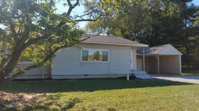 Sunbury Single Family Home For Sale: 5040 State Route 3