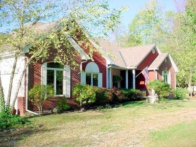 Single Family Home Closed: 12841 Dutch Cross Road
