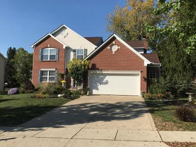Pickerington Single Family Home For Sale: 839 Elgin Circle