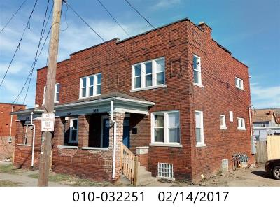 Columbus OH Multi Family Home Closed: $270,000