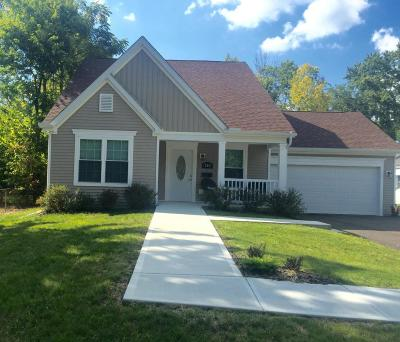 Single Family Home For Sale: 3558 Motts Place Court
