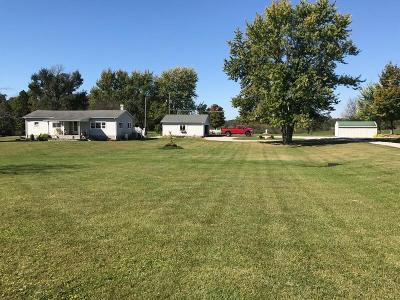 Thornville Single Family Home For Sale: 12401 State Route 188
