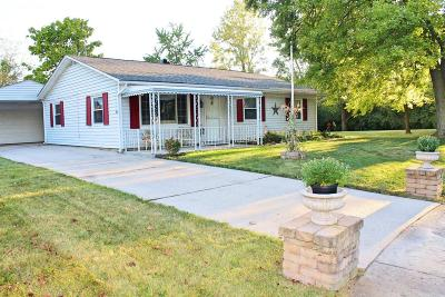 Hilliard Single Family Home For Sale: 4415 Lacon Circle