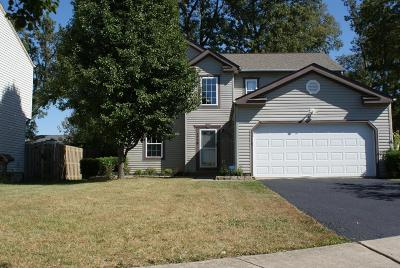 Galloway Single Family Home Contingent Finance And Inspect: 1778 Navion Court