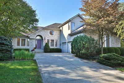 Dublin Single Family Home Contingent Finance And Inspect: 4837 Macallan Court W