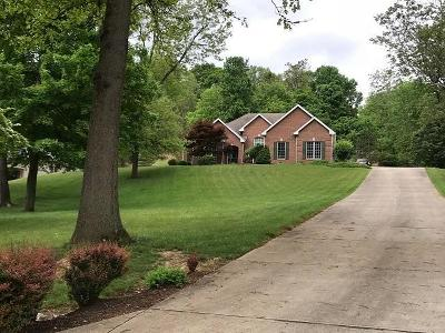 Lancaster Single Family Home For Sale: 1129 Stone Run Court