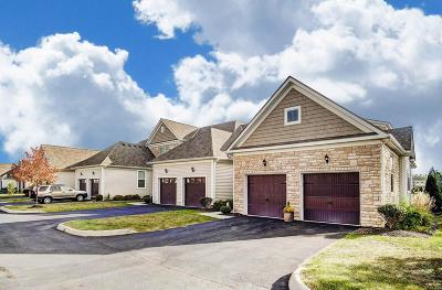 Hilliard Condo Contingent Finance And Inspect: 4602 Stoneworth Drive