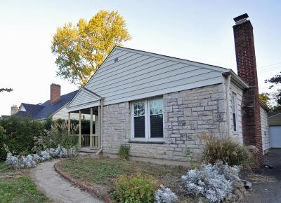 Single Family Home For Sale: 194 W Henderson Road