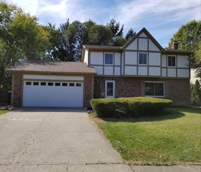 Single Family Home Contingent Finance And Inspect: 7107 White Butterfly Lane