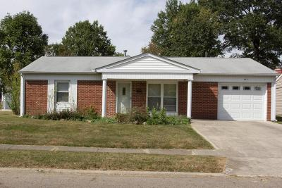 Gahanna Single Family Home For Sale: 337 Canfield Drive